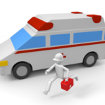 【緊急搬送】ドクターカー出場です。往診料かかりますけど